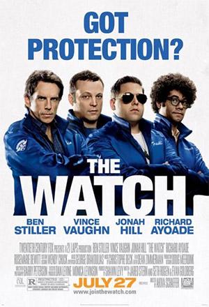 The Watch  เพื่อนบ้าน แก๊งป่วน ป้องโลก