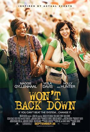 Won't Back Down เพียงเธอหัวใจไม่ยอม วอนท์ แบ็ค ดาวน์