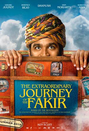 คลิก ดูรายละเอียด The Extraordinary Journey of the Fakir