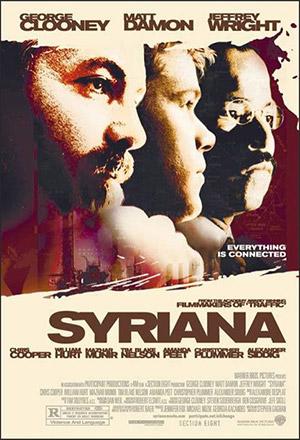 Syriana ฉีกฉ้อฉล วิกฤติข้ามโล See No Evil