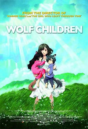 คลิก ดูรายละเอียด Wolf Children