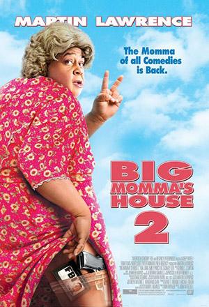 Big Momma's House 2 บิ๊กมาม่า เอฟบีไอ ต่อมหลุด 2 Big Momma