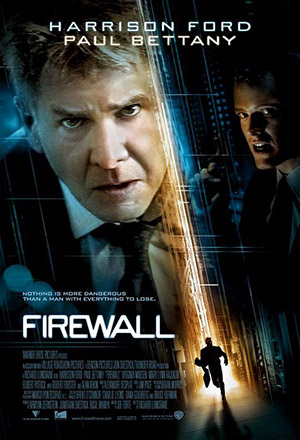 Firewall ไฟร์วอลล์ หักดิบระห่ำ แผนจารกรรมพันล้าน