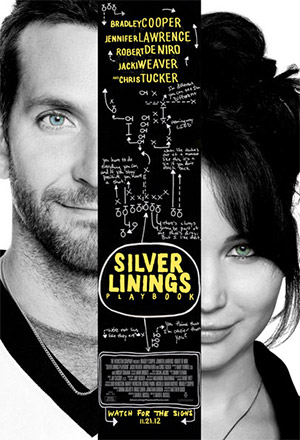 Silver Linings Playbook ลุกขึ้นใหม่หัวใจมีเธอ