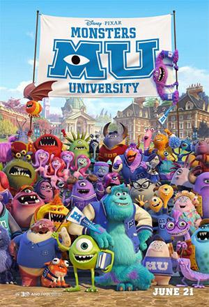 คลิก ดูรายละเอียด Monsters University