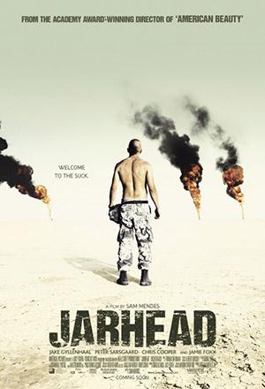Jarhead จาร์เฮด พลระห่ำ สงครามนรก