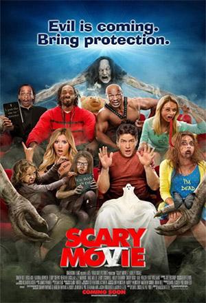 Scary Movie 5 ยำหนังจี้ เรียลลิตี้หลุกโลก