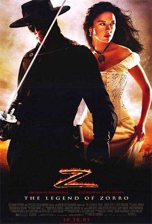 คลิก ดูรายละเอียด The Legend Of Zorro