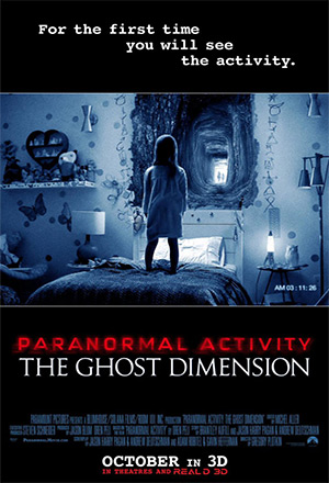 Paranormal Activity: The Ghost Dimension เรียลลิตี้ ขนหัวลุก: มิติปีศาจ