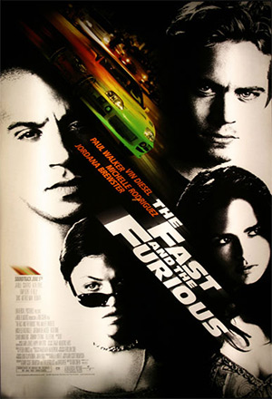 The Fast and the Furious เร็ว...แรงทะลุนรก Fast & Furious