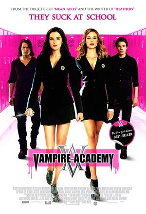 Vampire Academy แวมไพร์ อะคาเดมี่ มัธยม มหาเวทย์ Vampire Academy: Blood Sisters
