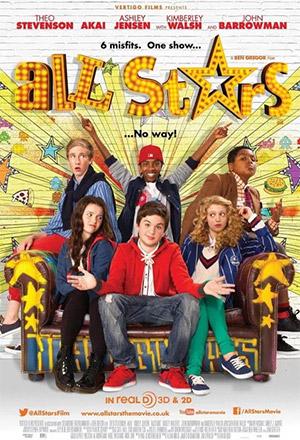 All Stars 3D สตรีทแดนซ์ ออลสตาร์ ทรีดี StreetDance: All Stars 3D