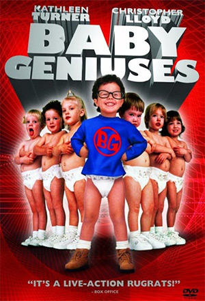 Baby Geniuses เทวดาส่งมาเกิด