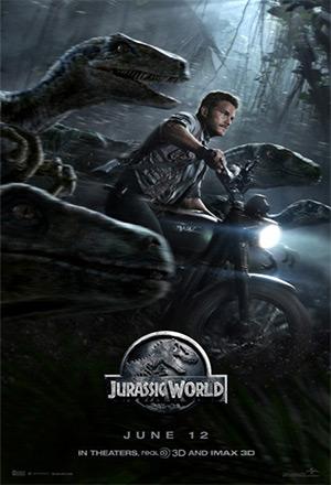 Jurassic World จูราสสิค เวิลด์ Jurassic Park 4