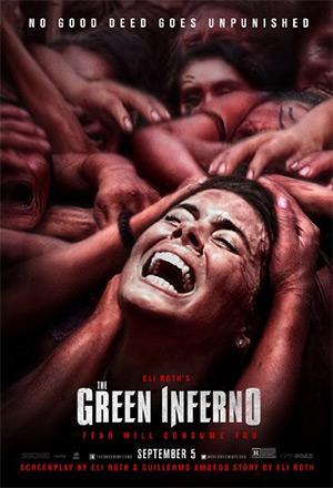 ��ԡ ����������´ The Green Inferno