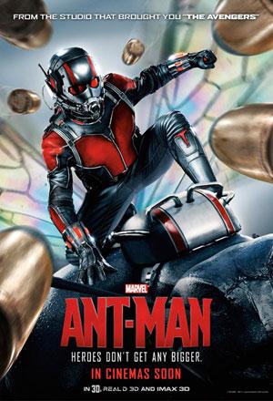 คลิก ดูรายละเอียด Ant-Man
