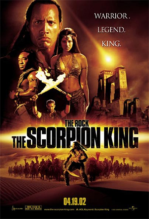 คลิก ดูรายละเอียด The Scorpion King