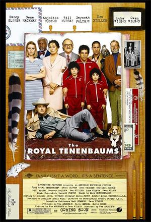 The Royal Tenenbaums เดอะ รอยัล เทนเนนบาว์ม ครอบครัวสติบวม