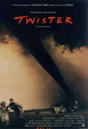 Twister ทวิสเตอร์ ทอร์นาโดมฤตยูถล่มโลก Catch the wind
