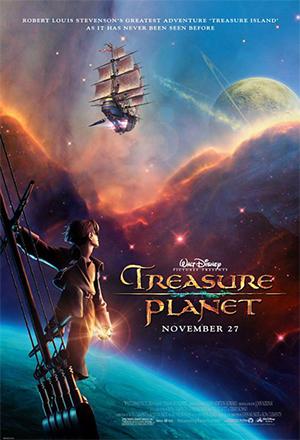 คลิก ดูรายละเอียด Treasure Planet