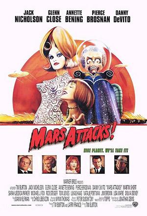 คลิก ดูรายละเอียด Mars Attacks!