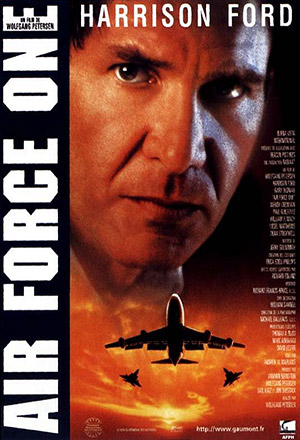 Air Force One ฝ่านาทีวิกฤตกู้โลก AFO