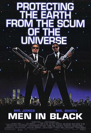 Men in Black เอ็มไอบี หน่วยจารชน พิทักษ์จักรวาล MIB
