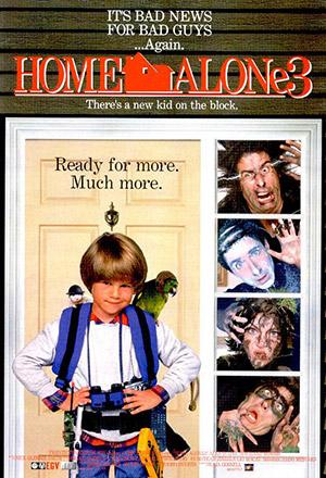 Home Alone 3 โฮมอโลน โดดเดี่ยวซนกำลัง 3