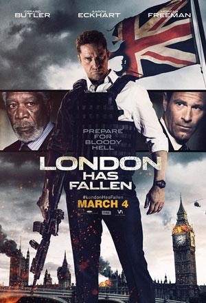 London Has Fallen ยุทธการถล่มลอนดอน