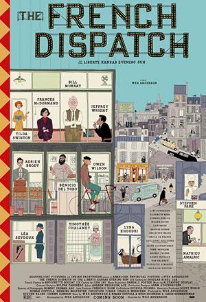 คลิก ดูรายละเอียด The French Dispatch