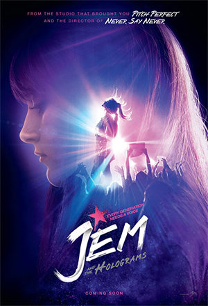 ��ԡ ����������´ Jem and the Holograms