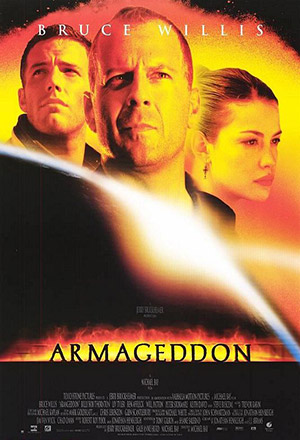 Armageddon วันโลกาวินาศ อาร์มาเกดดอน
