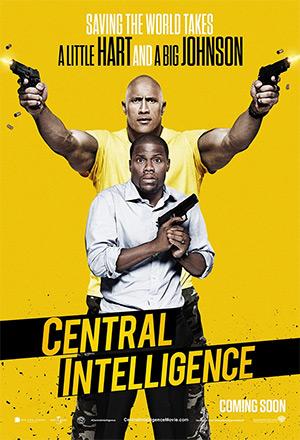 Central Intelligence คู่สืบคู่แสบ
