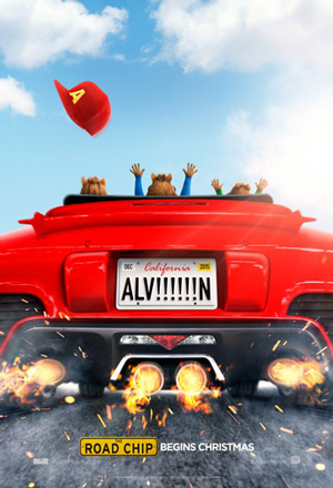 Alvin and the Chipmunks: The Road Chip  Alvin and the Chipmunks 4