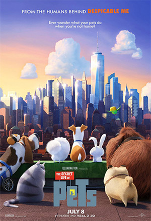 ��ԡ ����������´ The Secret Life of Pets