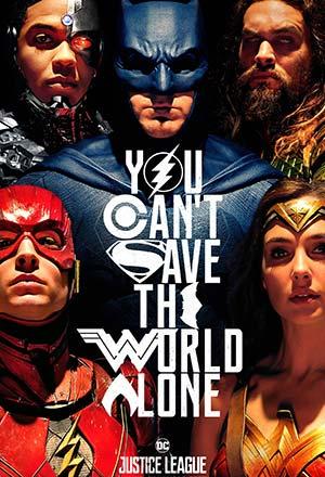 คลิก ดูรายละเอียด Justice League