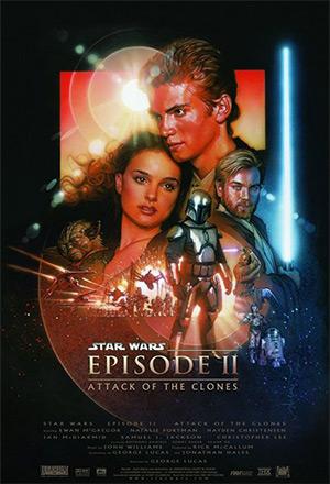 คลิก ดูรายละเอียด Star Wars: Episode II - Attack of the Clones