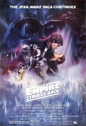 Star Wars: Episode V - The Empire Strikes Back สตาร์ วอร์ส เอพพิโซด 5: จักรวรรดิเอมไพร์โต้กลับ Star Wars: Episode V
