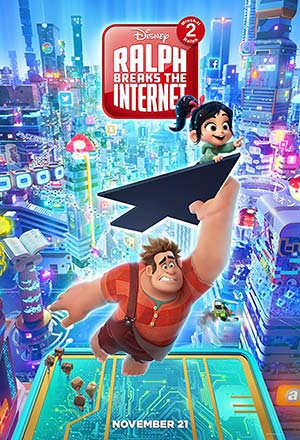 Ralph Breaks the Internet: Wreck-It Ralph 2  Wreck-It Ralph 2