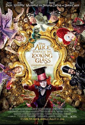 คลิก ดูรายละเอียด Alice Through the Looking Glass