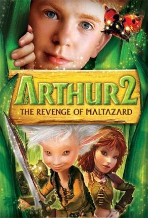 คลิก ดูรายละเอียด Arthur 2 and The Revenge of Maltazard