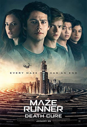 Maze Runner: The Dea
