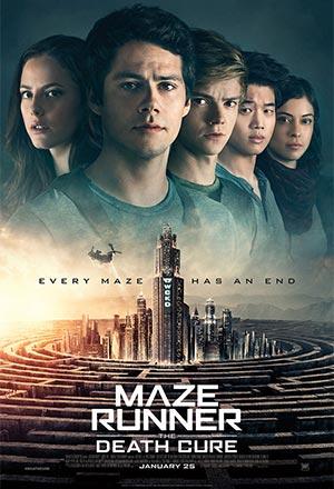 Maze Runner: The Death Cure เมซ รันเนอร์ ไข้มรณะ Maze Runner 3