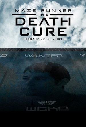 คลิก ดูรายละเอียด Maze Runner: The Death Cure