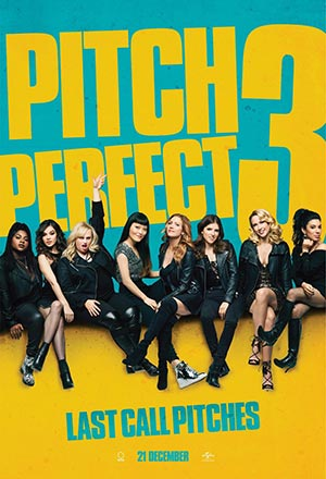 คลิก ดูรายละเอียด Pitch Perfect 3