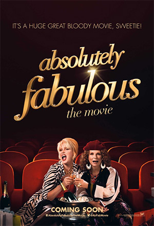Absolute Fabulous: The Movie  Ab Fab: The Movie