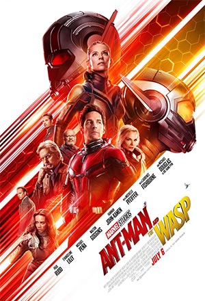 Ant-Man and the Wasp แอนท์-แมน และ เดอะ วอสพ์ Ant-Man 2