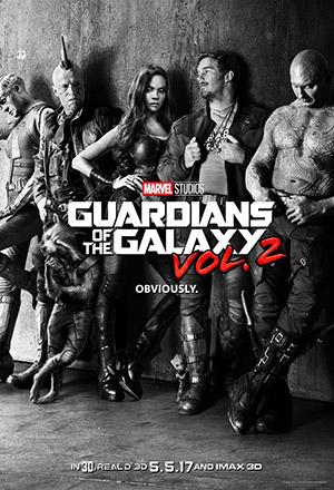 คลิก ดูรายละเอียด Guardians of the Galaxy Vol. 2