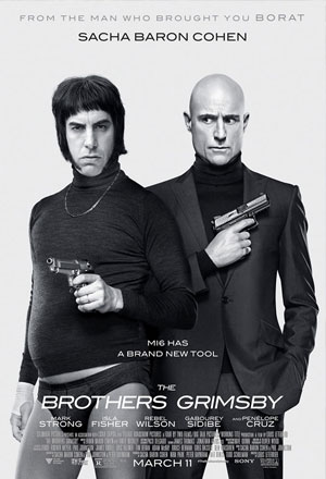 The Brothers Grimsby  Grimsby