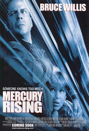 Mercury Rising คนอึดมหากาฬผ่ารหัสนรก Simon Says